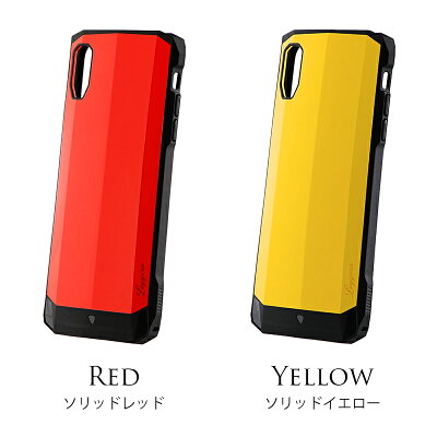 iPhoneXSMax耐衝撃ハイブリッドケースLEGGERAアイフォンケース