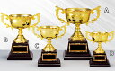 優勝カップ ゴールド【KAG-09704 Aサイズ】高さ:22.5cm 口径:12cm H-3