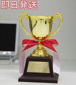 【即日発送12時まで】優勝カップゴールド【YNO-02528Aサイズ】高さ:27.8cm口径:10.8cmBG11【E】