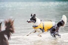フィンランドのドッグブランド【Hurtta】【フルッタ】ライフジャケット【Life Savior】 中大型犬用