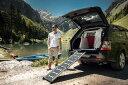 [4pets]スイス製ドッグイージーステップ【ドッグランプ】ドッグスロープ