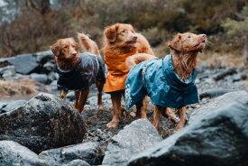 【Hurtta】【フルッタ】・レインコート「モンスーンコート」 中・大型犬用