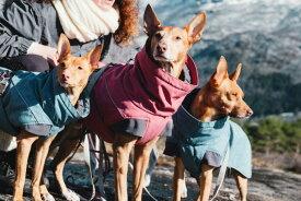 フィンランドのドッグブランド【Hurtta】【フルッタ】・ドッグジャケット【エクスペディションパーカー】小・中型犬用
