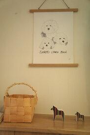 [フルカラースタイル]愛犬のイラストを描きます!! フロム スウェーデン