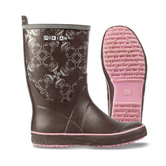 Finland, Moomin ladies rubber boots rain boots rain boots Nokian Footwear Moomin collaboration