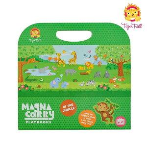 マグネットバッグ(動物) 【知育玩具】【教育玩具】【おもちゃ】【ごっこ遊び】【マグネット遊び】