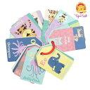 フラッシュカード アニマルABC 英語教育 アルファベット学習 知育玩具 教育玩具 おもちゃ