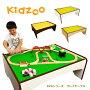 KidzooプレイテーブルデラックスサイズOPT-1200【キッズーシリーズ】【子供テーブル】【ローテーブル】【お遊びテーブル】【プレーテーブル】【子供家具】