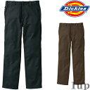Dickies ディッキーズ 作業服 作業着 D-1083 ストレートパンツ 76cm-100cm、112cm (年間)