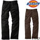 Dickies ディッキーズ 作業服 作業着 D-1085 カーゴパンツ 76cm-100cm、112cm (年間)