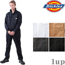 ディッキーズ つなぎ 701 長袖 ツヅキ服 S-3L (Dickies ツナギ カバーオール 年間)