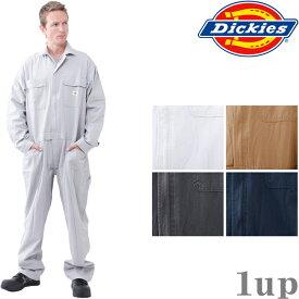 ディッキーズ つなぎ 702 長袖 ツヅキ服 S-3L (Dickies ツナギ カバーオール 年間)