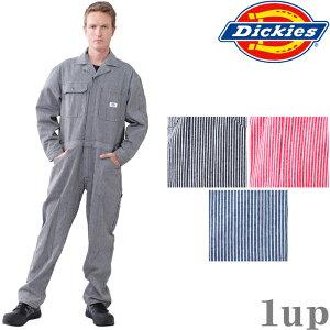 ディッキーズ つなぎ 801 長袖 ツヅキ服 4L-5L (Dickies ツナギ カバーオール 年間)