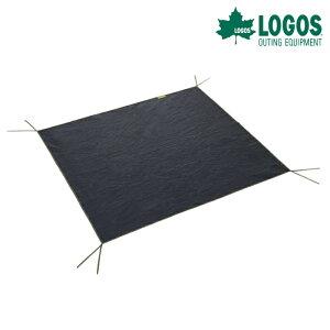 ロゴス LOGOS テントぴったりグランドシート・M 71809707