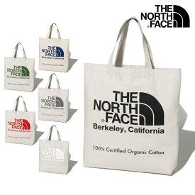 ノースフェイス THE NORTH FACE NM81971 オーガニック コットン トート TNF Organic Cotton Tote トートバッグ マザーズバッグ 通学 ショッピングバッグ 手持ち 肩掛け エコバッグ レジカゴバッグ