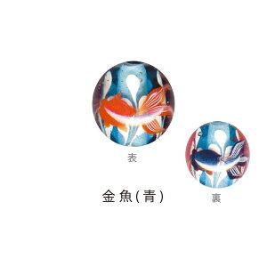 cotoiroとんぼ玉金魚(青)