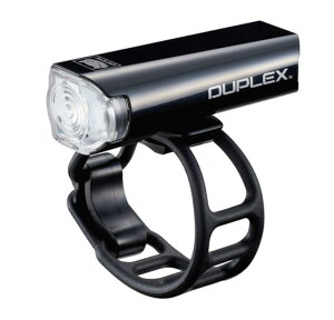 【CATEYE】SL-LD400 DUPLEX 自転車用ライト|自転車 CATEYE ライト キャットアイ 乾電池式 防水 パーツ アクセサリー ロードバイク クロスバイク ママチャリ 軽量 ハイパワー 簡単 簡易 取り付け 自転