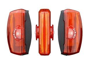 【CATEYE】TL-LD720-R RAPID X3 自転車用ライト 自転車 CATEYE ライト キャットアイ セーフティライト テールライト 充電式 usb 防水 パーツ アクセサリー ロードバイク クロスバイク ママチャリ 軽量