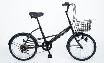 2019年新型自転車小径車ミニベロ20インチ本体通勤通学シティーサイクル新生活【SK206-2019】