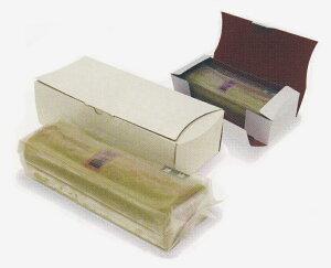 送料無料・和包装パッケージ「ロールケーキ用」240×100×70mm「200枚」※代引き不可 組立箱 ギフト箱 菓子用 ダンボール 和包 ※個人様宛配送不可※