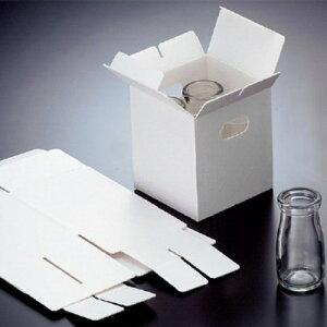 送料無料・エコ牛乳瓶ケース・4個入り用「100枚」