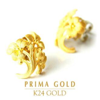 ●24钱K24 GOLD珠宝·配饰●DELIGHTFUL BOUQUET(deraitofuru·花束)●PRIMAGOLD purimagorudo