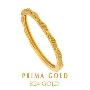24K 純金 ダイヤカットリング 14〜18号 24金 K24 ゴールド ダイヤモンドカット 指輪 レディース プレゼント 贈り物 定番 人気 女性 PRIMAGOLD プリマゴールド ジュエリー アクセサリー ブランド 送