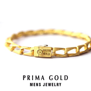 純金 24K ブレスレット メンズ 男性 イエローゴールド プレゼント 誕生日 記念日 贈物 24金 ジュエリー アクセサリー ブランド プリマゴールド PRIMAGOLD K24 送料無料