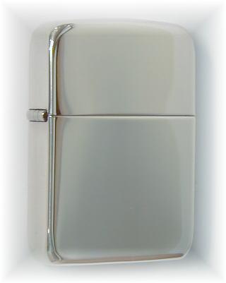 【zippo】 NEW-23 1941 スターリングシルバー 【送料無料!】【zippo】(ジッポ) ライター ジッポライター 高級品:純銀 (1941年モデル) ジッポー 刻印可プレゼントZIPPO