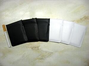 ティッシュ・飴の袋・ガムの処理にも携帯灰皿 【売れ筋】 ポケット灰皿 ちっポケminiサイズ 両面無地 10個セット 革携帯灰皿インナー としても(革携帯灰皿インナー、薬ピルケース、小銭入