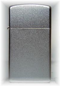 【zippo】 ライター スリム:シンプル無地1605 ZIPPO(ジッポ) ジッポライター ジッポープレゼントZIPPO