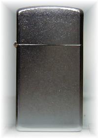 ジッポ 無地1607 ZIPPO ライター スリム アーマー ジッポライター スリム:シンプルジッポー lighter slimプレゼントZIPPO