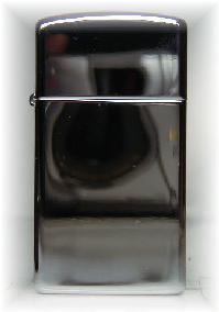 【zippo】シンプル無地1610 ジッポーライター スリム:/ジッポー ジッポーライター ZIPPOlighter lighter ライタ− ジッポ− slim/プレゼントZIPPO