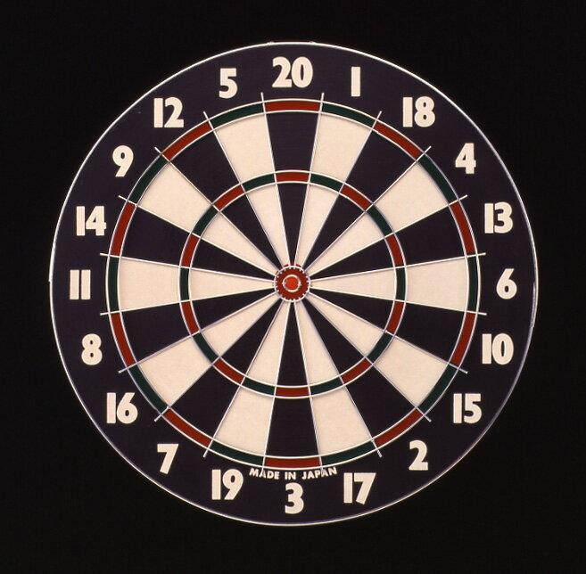 【ダーツ】ボード 【日本製】 【ダーツ】セット チャンピオン ゲーム DLX-45/ダ−ツ darts[【ダーツ】練習にも最適]【プレゼント ギフト】