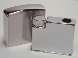 Zippo lighter Accessories: other Super oil tanks (portable)