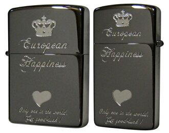 "_RT] Zippo ( Zippo ) zippo lighter metal sculpture heart series pair Zippo lighters ハッピーコインペア HZ-BN? s stamp-friendly."""