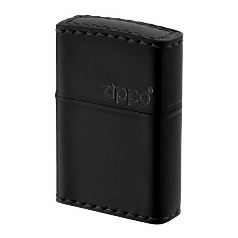 【zippo】 cb-5【送料無料】 希少コードバンブラック革巻き 【zippo】 ライター ジッポライター 革・革巻(本牛革手縫い)(ジッポ インサイド刻印可)ジッポプレゼントZIPPO
