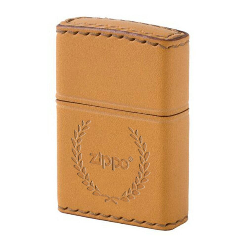【zippo】 neo-lb-7【送料無料】 キャメル革巻き 【zippo】 ライター ジッポライター 革・革巻(本牛革手縫い)(ジッポ インサイド刻印可)ジッポプレゼントZIPPO