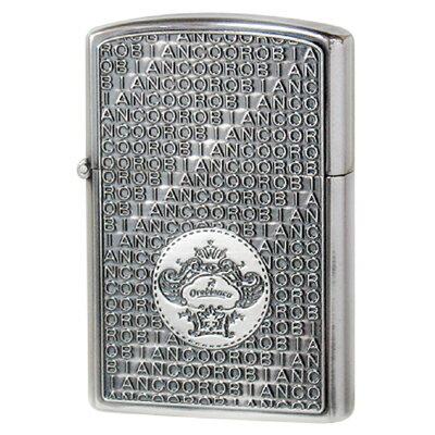 zippo(ジッポー)型のオイルライター[日本製] 高級品:Orobianco(オロビアンコ) ORL-17SI【ギフト】【プレゼント】【プレゼント ギフト】