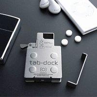 【ジッポ】本物のZIPPO外ケース付き!タブレットケース Tab-dock(ジッポ)【送料無料】ライター アクセサリー:ピルケース フリスクケースなど (タブドック) ジッポープレゼントZIPPO