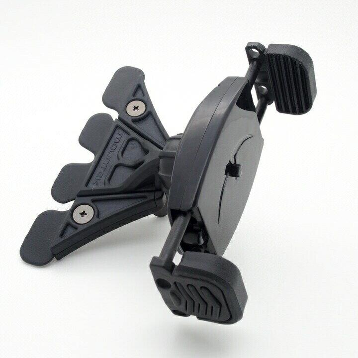 Mountek GRIP+ CDスロット取付【送料無料】iPhone iPad対応 スマートフォン 車載ホルダー スマホ 車載ホルダー