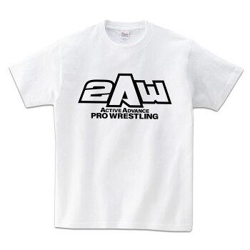 2AWロゴTシャツ