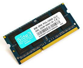 TOSHIBA dynabook ノートPC用メモリ PC3L-12800 8GB (DDR3L 1600Mhz) 1.35V (低電圧) - 1.5V 両対応 Side3[並行輸入]