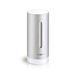 NETATMO (ネタトモ) 測定箇所を増やせる屋内用追加モジュール (ウェザーステーション専用) 温度・湿度・二酸化炭素を測定 [並行輸入