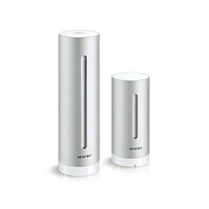 NETATMO(ネタトモ) ウェザーステーション USB付属・ACアダプター無し スマホ対応 温度・湿度・気圧・二酸化炭素・騒音を測定 [並行輸