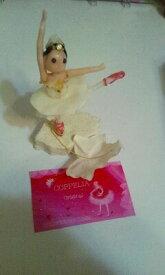 NRバレリーナ人形 コレクションドール タイガーアイ 宝石の踊り