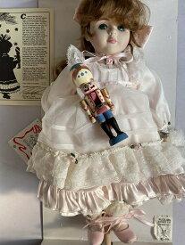 GORHAM オルゴール クララ バレリーナ雑貨 バレエ雑貨 バレリーナ人形