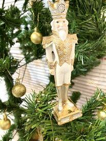 くるみ割り人形 オーナメント グリーン  バレエ雑貨 バレリーナ雑貨 バレエ プレゼント プチプレゼント クリスマスプレゼント インテリア 可愛い雑貨