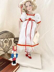 LENOX ポーセリン人形 くるみ割り人形クララ  バレリーナ人形 バレエ雑貨 ポーセリン人形 可愛い インテリア 雑貨