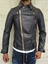 "Lewis Leathers(ルイス レザース)HORSE HIDE LEATHER【No.391T LIGHTNING JACKET】""Tight Fit""D..."